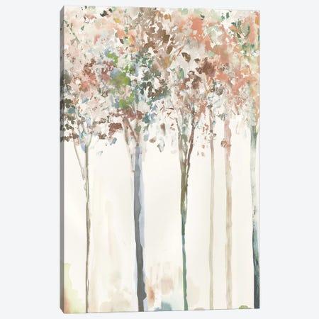 Golden Trees I  Canvas Print #ALP374} by Allison Pearce Canvas Art Print