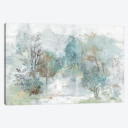 Mysterious Forest Canvas Print #ALP381} by Allison Pearce Canvas Art Print
