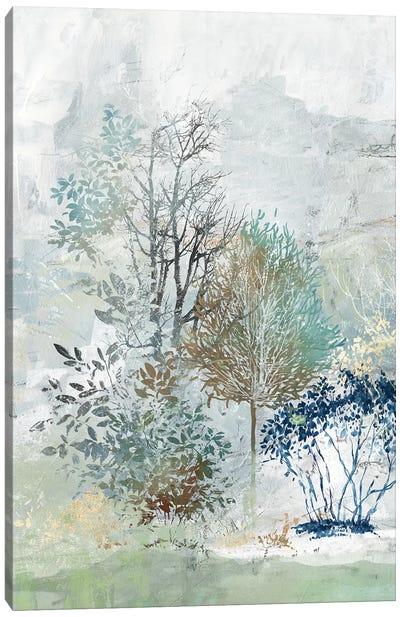 Silent Mystery I Canvas Art Print