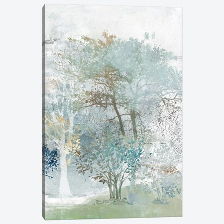 Silent Mystery II Canvas Print #ALP386} by Allison Pearce Canvas Art