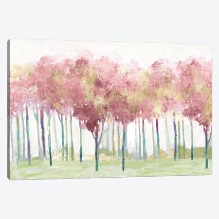 Blush Visions 3-Piece Canvas #ALP393} by Allison Pearce Canvas Artwork