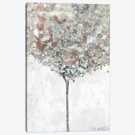Silver Song Canvas Print #ALP398} by Allison Pearce Canvas Artwork