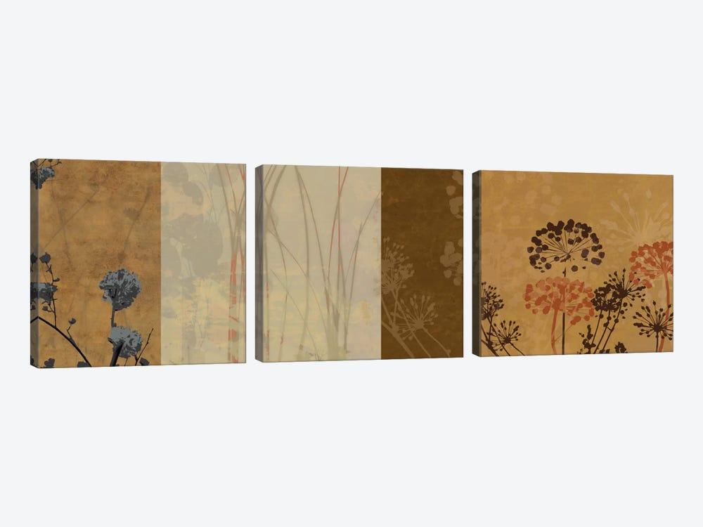 Carmel Day by Allison Pearce 3-piece Canvas Artwork