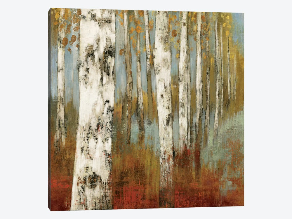 Along The Path II by Allison Pearce 1-piece Canvas Wall Art