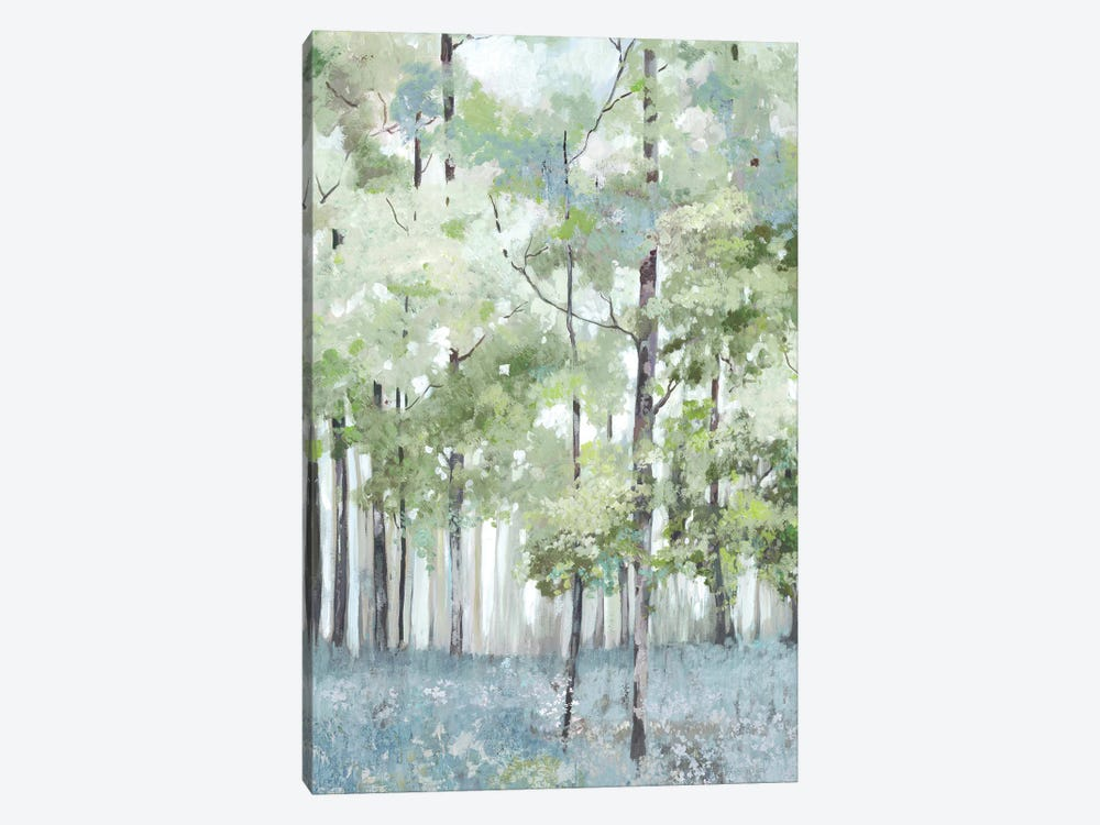 Light Forest by Allison Pearce 1-piece Canvas Print