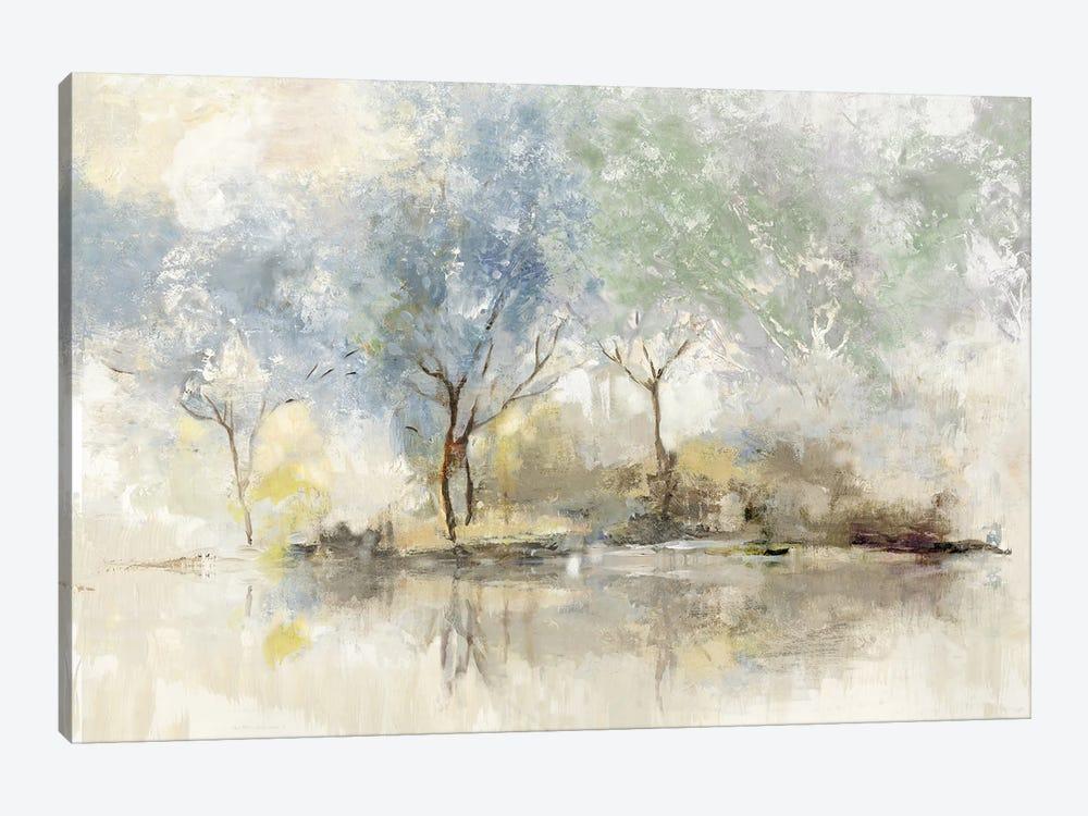 Pale Meadow by Allison Pearce 1-piece Canvas Print