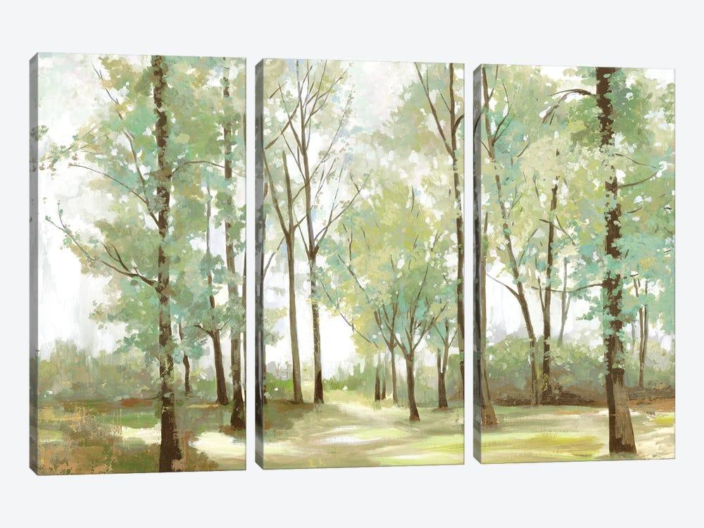 Peaceful Sunshine by Allison Pearce 3-piece Canvas Art