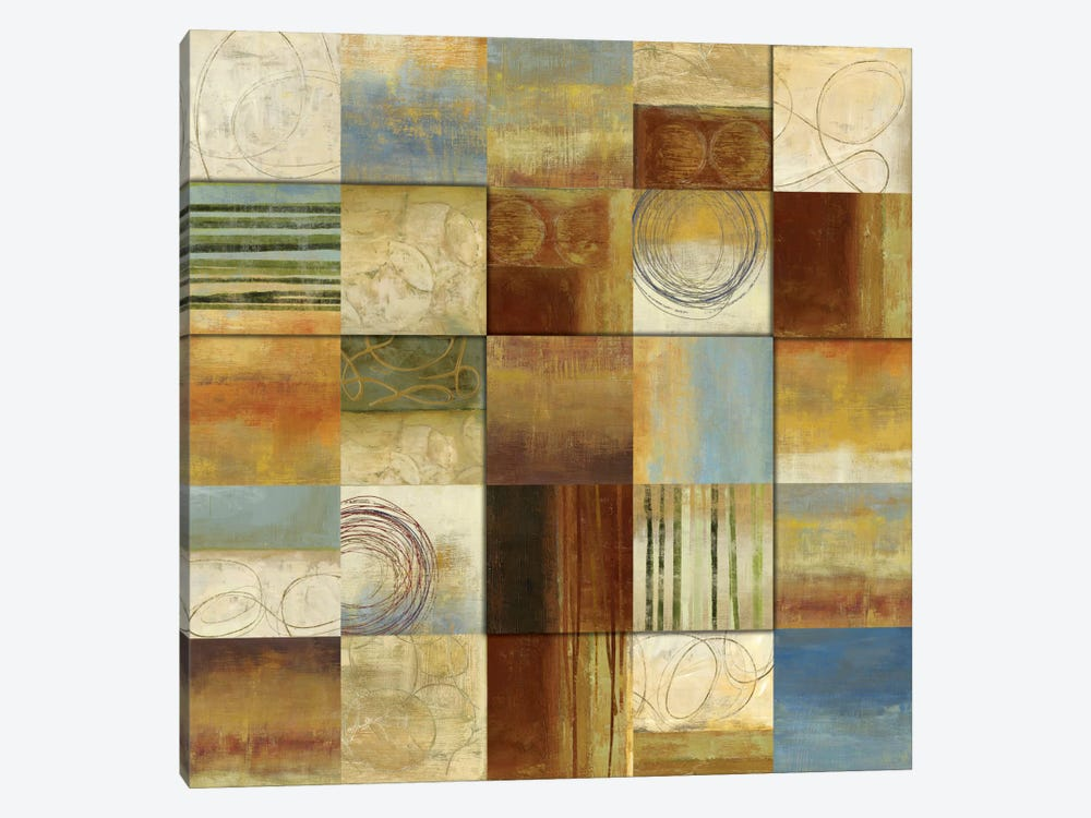 Connections II by Allison Pearce 1-piece Canvas Art