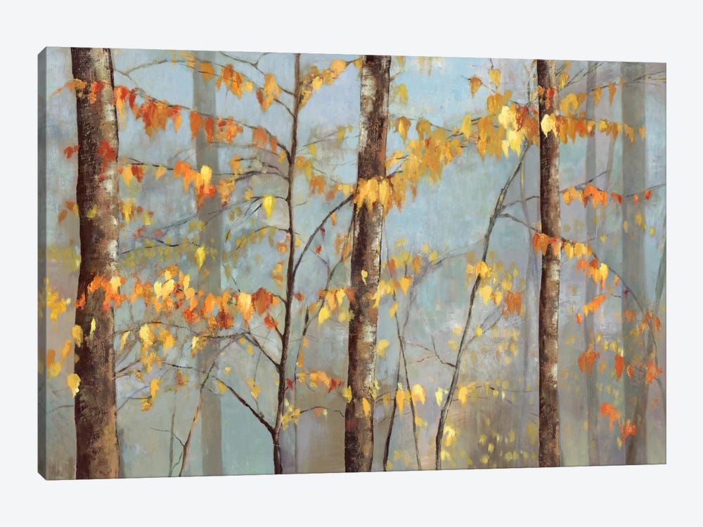 Delicate Branches by Allison Pearce 1-piece Canvas Art Print