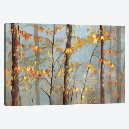 Delicate Branches Canvas Print #ALP61} by Allison Pearce Canvas Print