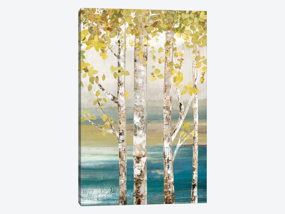Down By The River III 1-piece Canvas Art Print