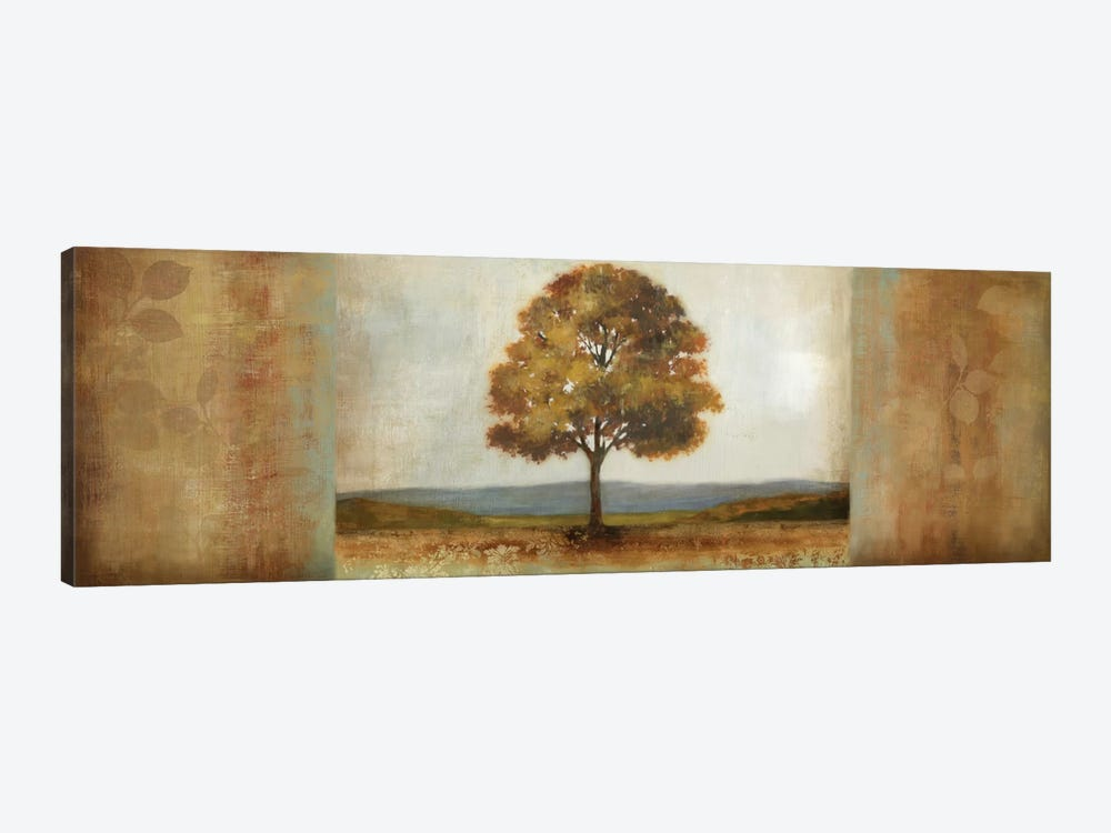 Elusive Treescape II by Allison Pearce 1-piece Art Print