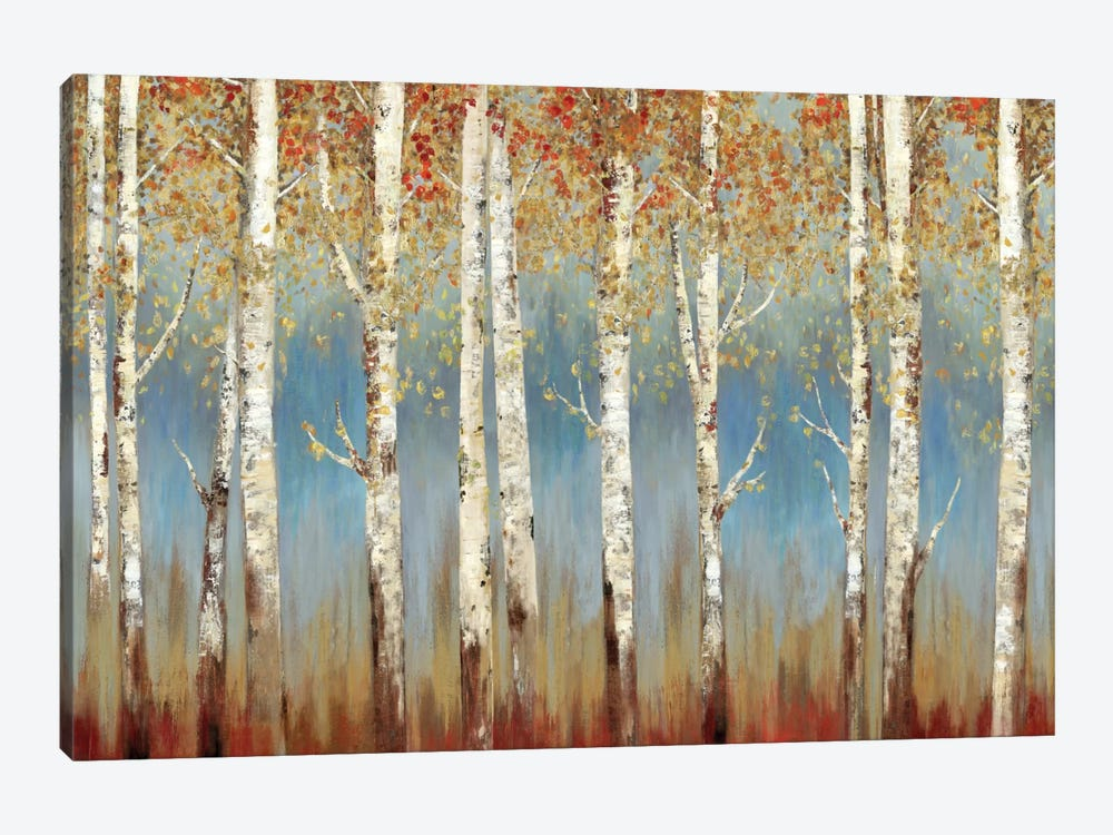 Falling Embers I by Allison Pearce 1-piece Canvas Art