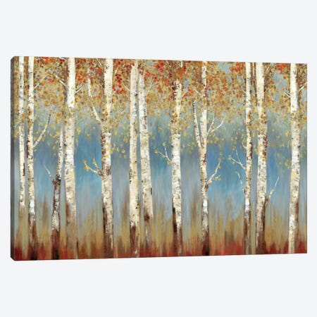 Falling Embers I 3-Piece Canvas #ALP77} by Allison Pearce Canvas Art Print