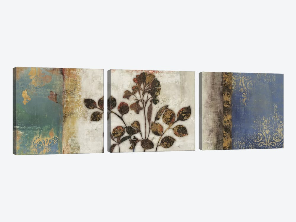 Anthropologie I by Allison Pearce 3-piece Canvas Art