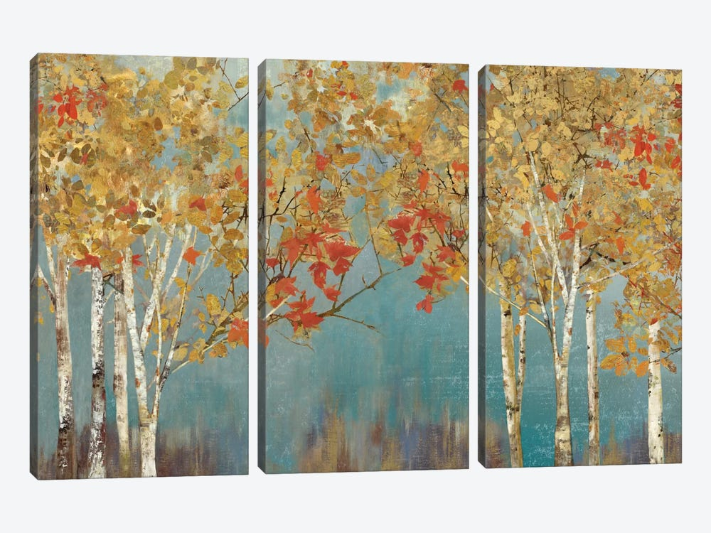 First Moment I by Allison Pearce 3-piece Canvas Artwork