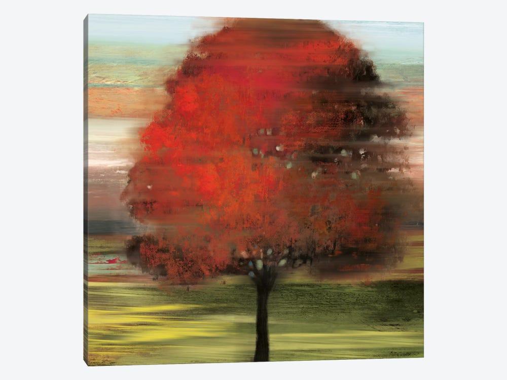 Flow Trees I by Allison Pearce 1-piece Art Print