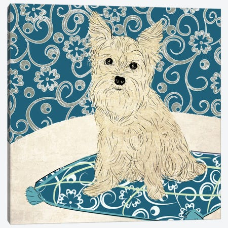 Francesca Canvas Print #ALP88} by Allison Pearce Art Print