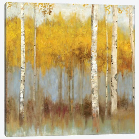 Golden Grove I Canvas Print #ALP95} by Allison Pearce Canvas Print