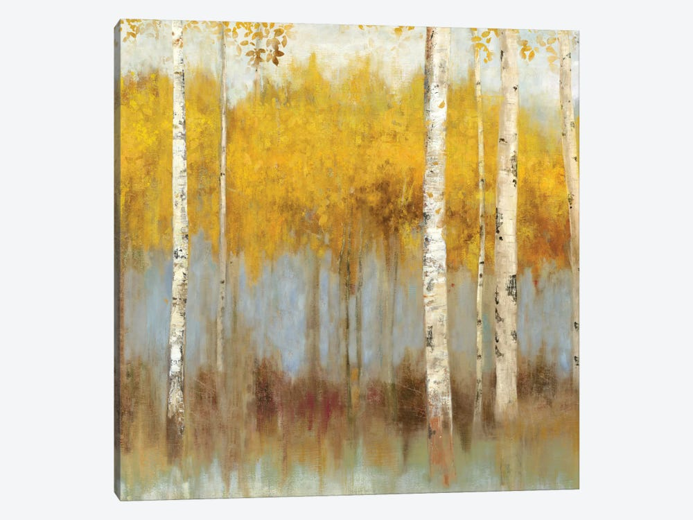 Golden Grove I by Allison Pearce 1-piece Canvas Artwork