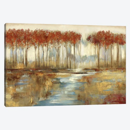 Gracious Landscape Canvas Print #ALP99} by Allison Pearce Canvas Wall Art