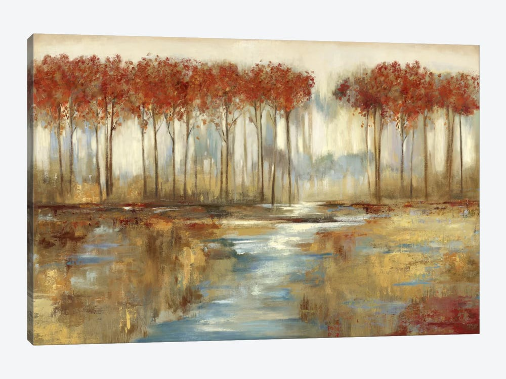 Gracious Landscape 1-piece Canvas Wall Art
