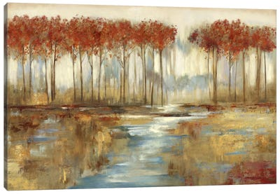 Gracious Landscape Canvas Art Print