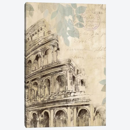 Architectural Study I Canvas Print #ALP9} by Allison Pearce Canvas Print