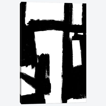 Structured I Canvas Print #ALW12} by Alex Wise Art Print