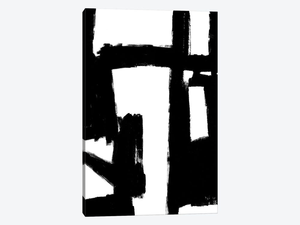 Structured I by Alex Wise 1-piece Canvas Wall Art