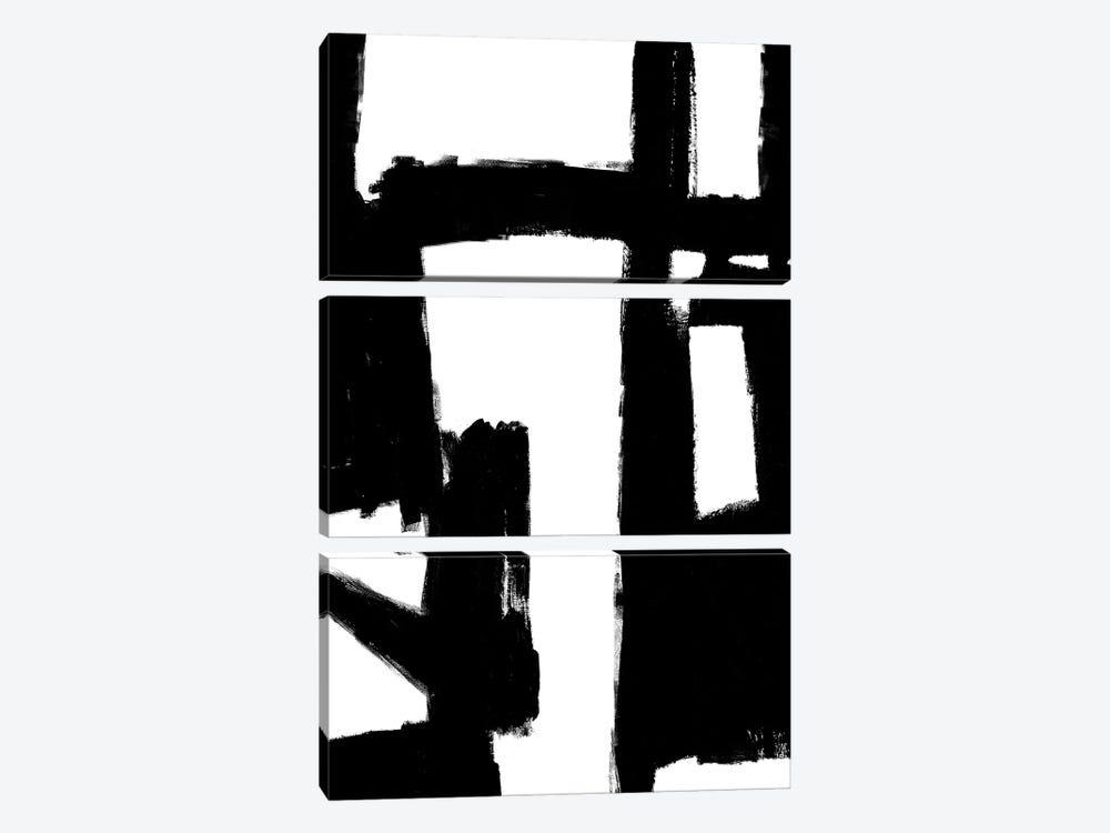 Structured I by Alex Wise 3-piece Canvas Art