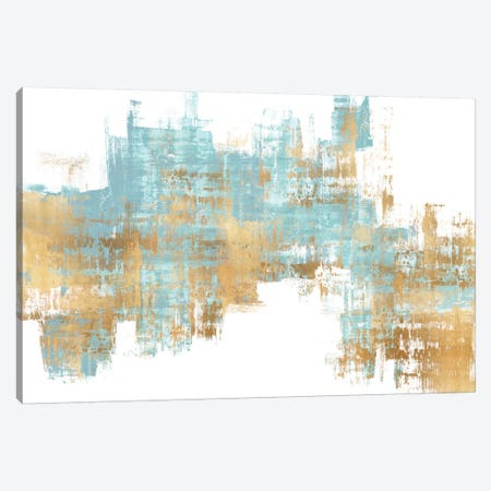 Infatuation I 3-Piece Canvas #ALW1} by Alex Wise Canvas Artwork