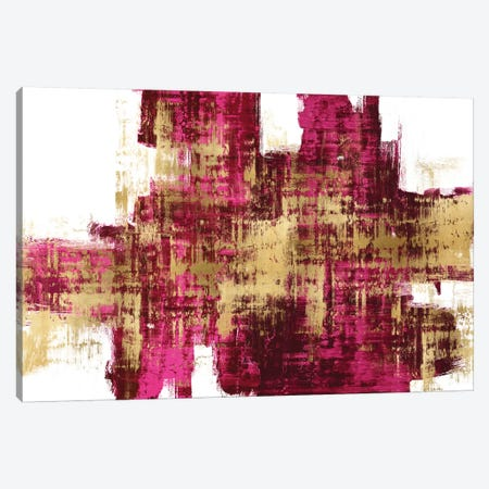 Dynamic III 3-Piece Canvas #ALW22} by Alex Wise Canvas Artwork