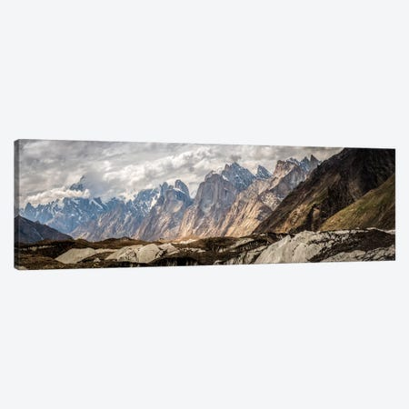 Baltoro Glacier, Karakoram Mountain Range, Gilgit-Baltistan Region, Pakistan Canvas Print #ALX10} by Alex Buisse Canvas Art