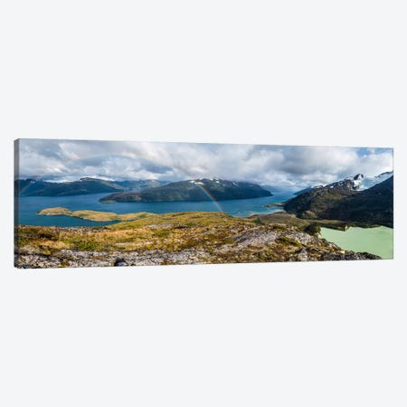 Caleta Olla, Beagle Channel, Tierra del Fuego Archipelago, South America Canvas Print #ALX12} by Alex Buisse Canvas Wall Art