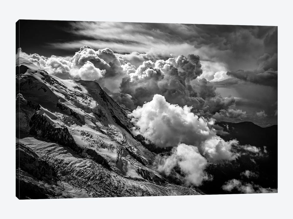 Aiguille du Midi, Mont Blanc Massif, French Alps II by Alex Buisse 1-piece Canvas Wall Art