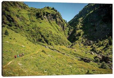 Arco Rock Climbing, Arco, Trentino, Northeast Italy I Canvas Print #ALX48