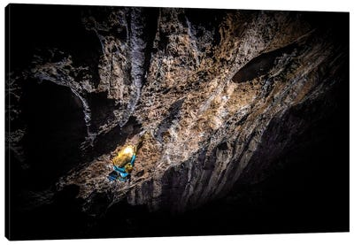 Arc'teryx Alpine Academy, Chamonix-Mont-Blanc, France Canvas Print #ALX51