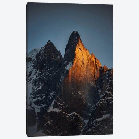Aiguille des Drus, Chamonix, Haute-Savoie, Auvergne-Rhone-Alpes, France Canvas Print #ALX7} by Alex Buisse Canvas Wall Art
