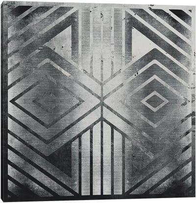 Gates of Chrome Canvas Art Print