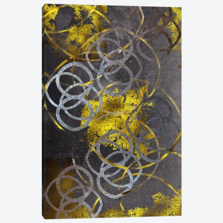 Gold Etchings Canvas Print #AMA8} by 5by5collective Canvas Wall Art