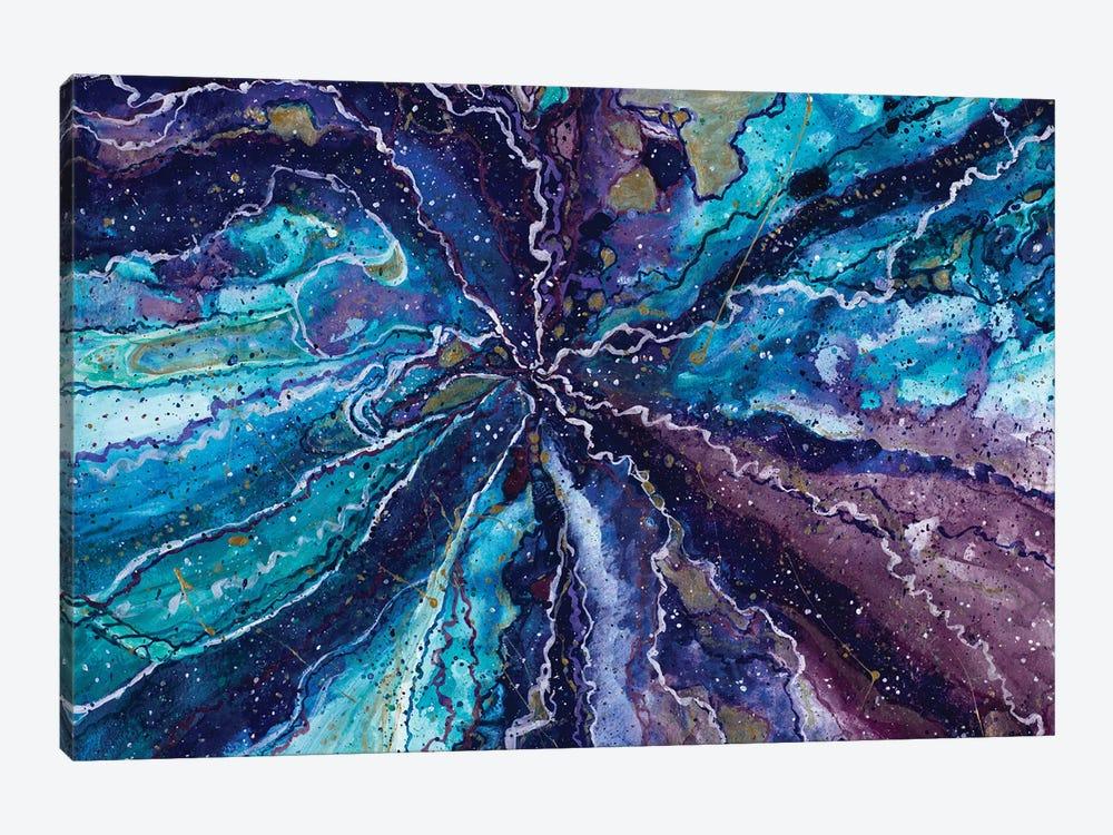 Deep Galaxy by Amaya Bucheli 1-piece Art Print