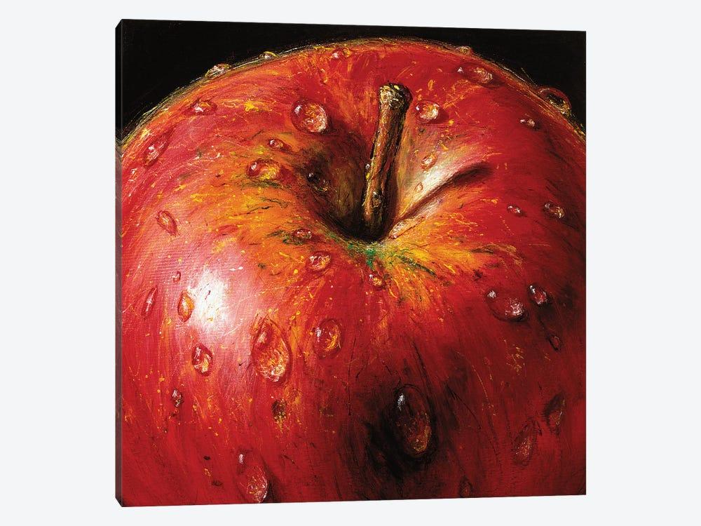 Apple by AlmaCh 1-piece Canvas Artwork