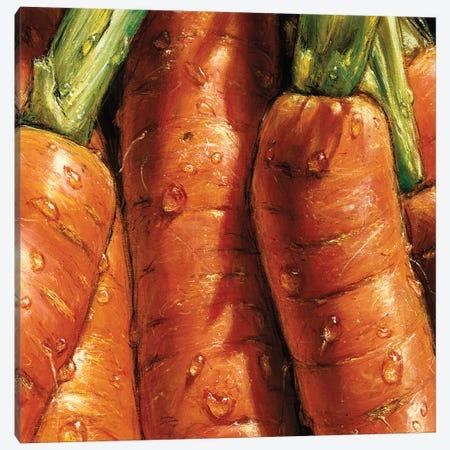 Carrots Canvas Print #AMC1} by AlmaCh Canvas Art