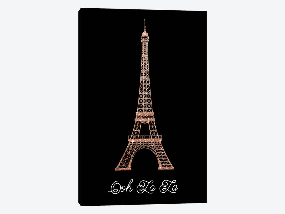 Ooh La La by Amanda Murray 1-piece Canvas Artwork