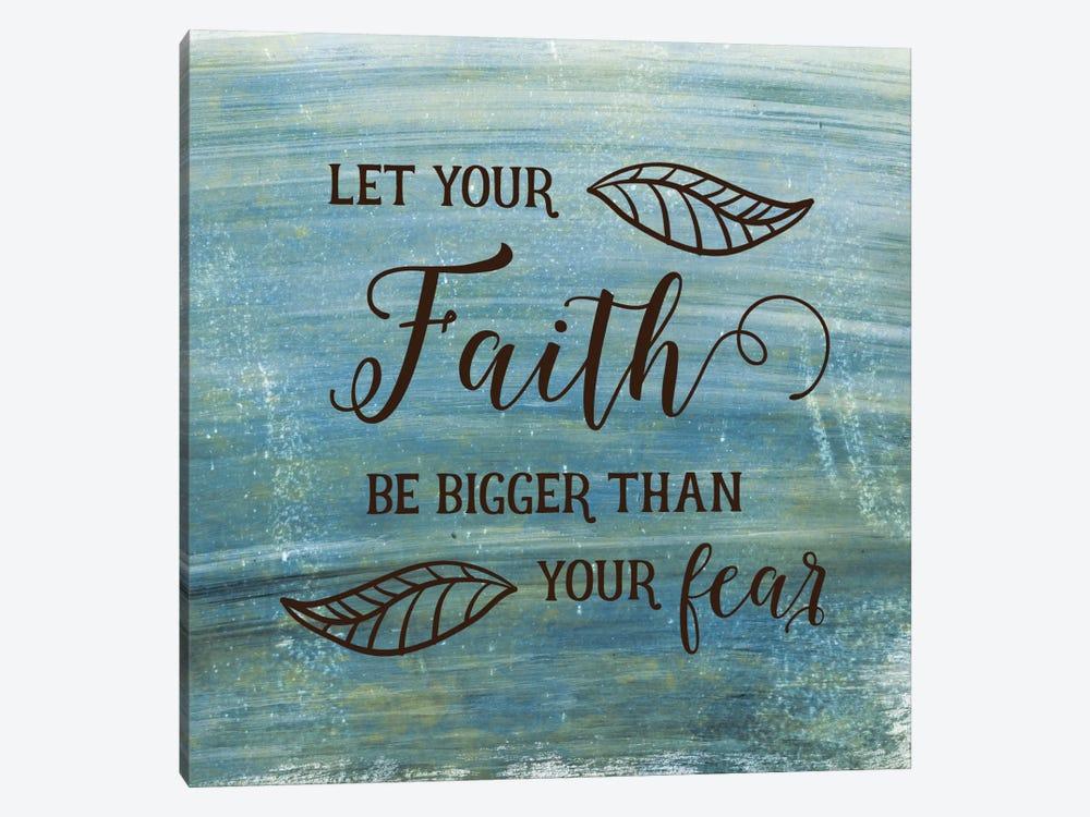 Faith by Amanda Murray 1-piece Canvas Wall Art
