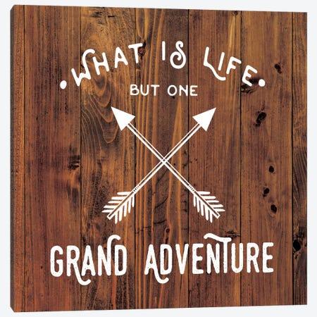 Grand Adventure Canvas Print #AMD23} by Amanda Murray Canvas Artwork