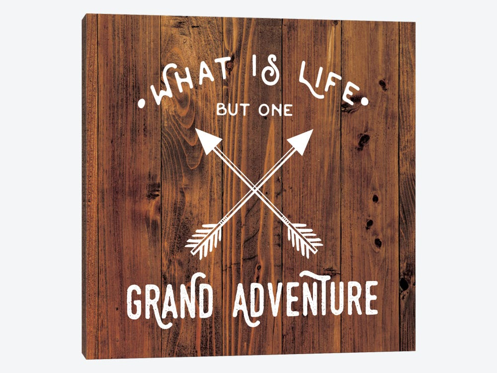 Grand Adventure by Amanda Murray 1-piece Art Print