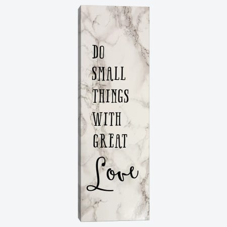 Great Love Canvas Print #AMD25} by Amanda Murray Art Print