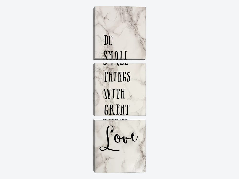 Great Love by Amanda Murray 3-piece Art Print